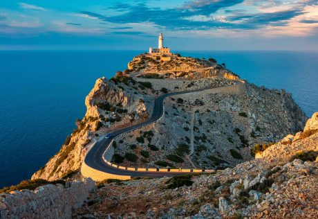 Lighthouse at Marvelous Mallorca