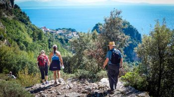 Hiking in Amalfi
