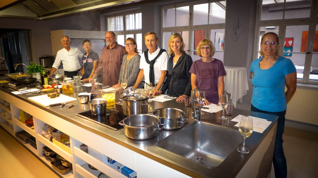 Cooking lesson in Sud Tyrol