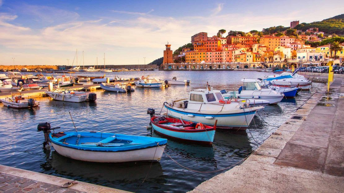 Tuscany and the Enchanting Island of Elba